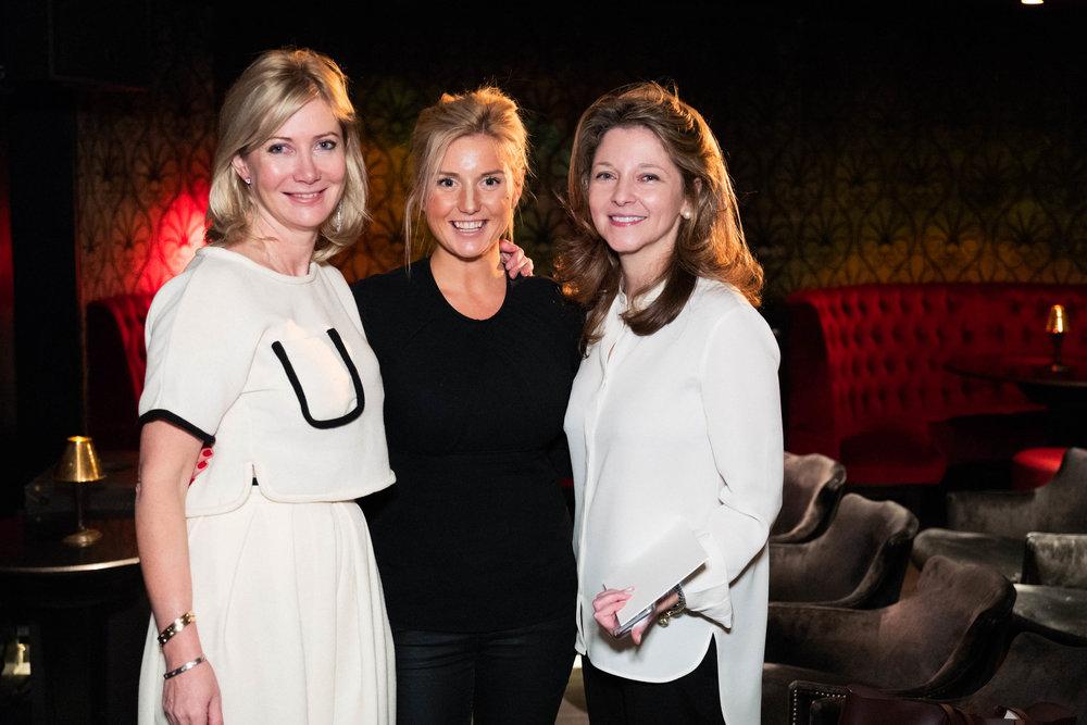 AWITA Co-Founders Sigrid Kirk, Katrina Aleksa and Kate Gordon