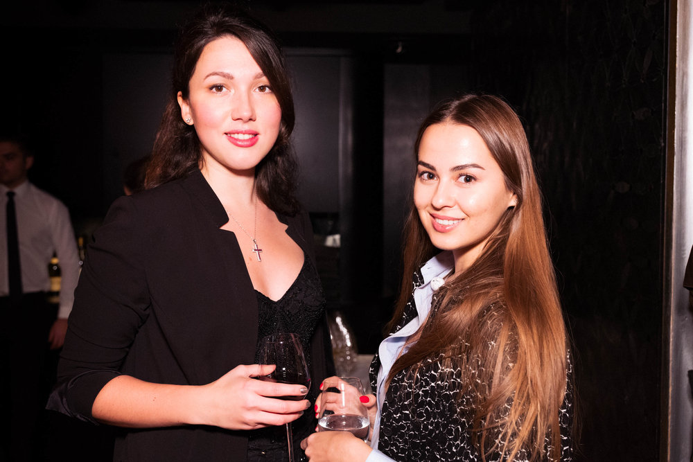Anastasia Petrovskaya and Maria Korolevskaya