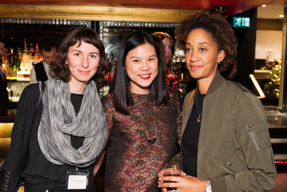Laura Castagnini, Wing-Sie Chan and Melanie Keen