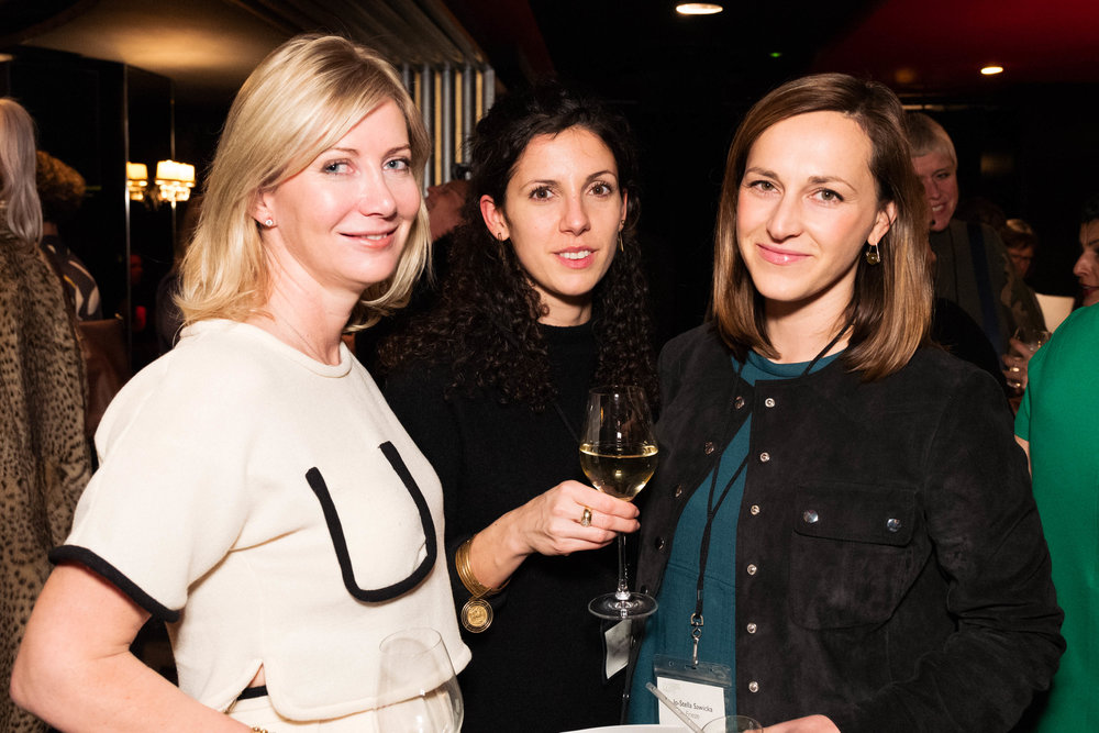Sigrid Kirk, Stella Bottai and Jo-Stella Sawicka