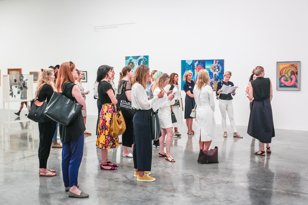 The Association of Women in the Arts, White Cube, 2017
