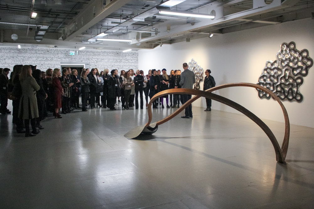 The Association of Women in the Arts, Lisson Gallery, 2017