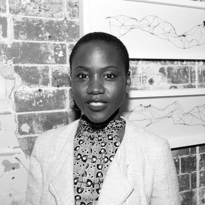 Enam Gbewonyo  Artist & Curator