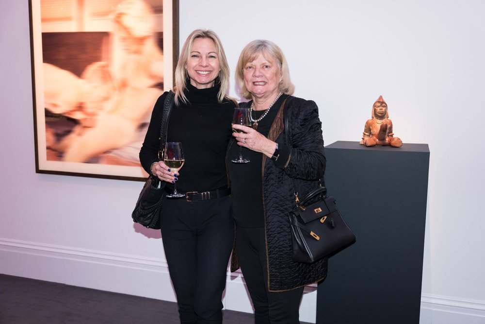 The Association of Women in the Arts, Sotheby's 2018
