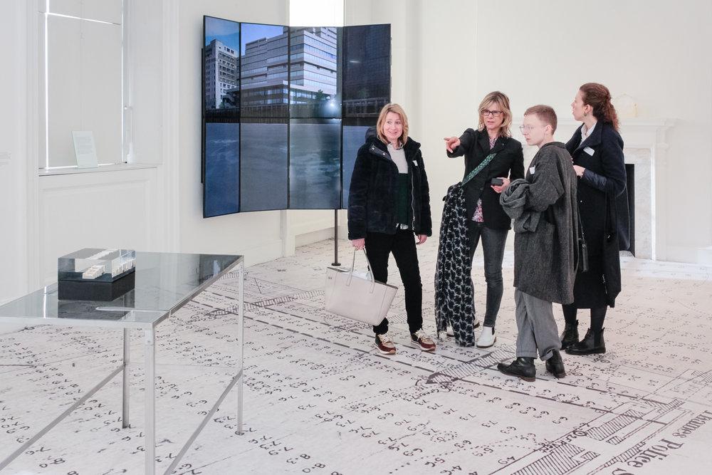 Philippa Hogan-Hern, Karen Ashton, Rosie Wanek and Martina Fusari