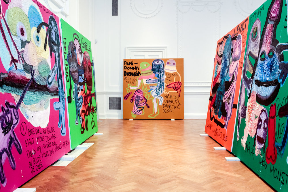The Association of Women in the Arts, Galerie Thaddaeus Ropac, Somerset House, 2018