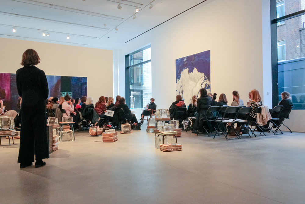 The Association of Women in the Arts, Hauser & Wirth, 2018