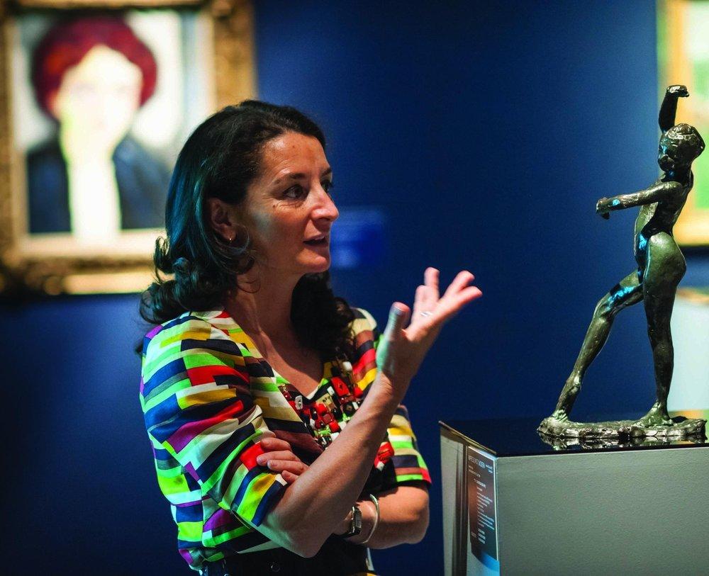 Giovanna Bertazzoni_Degas sculpture.jpg