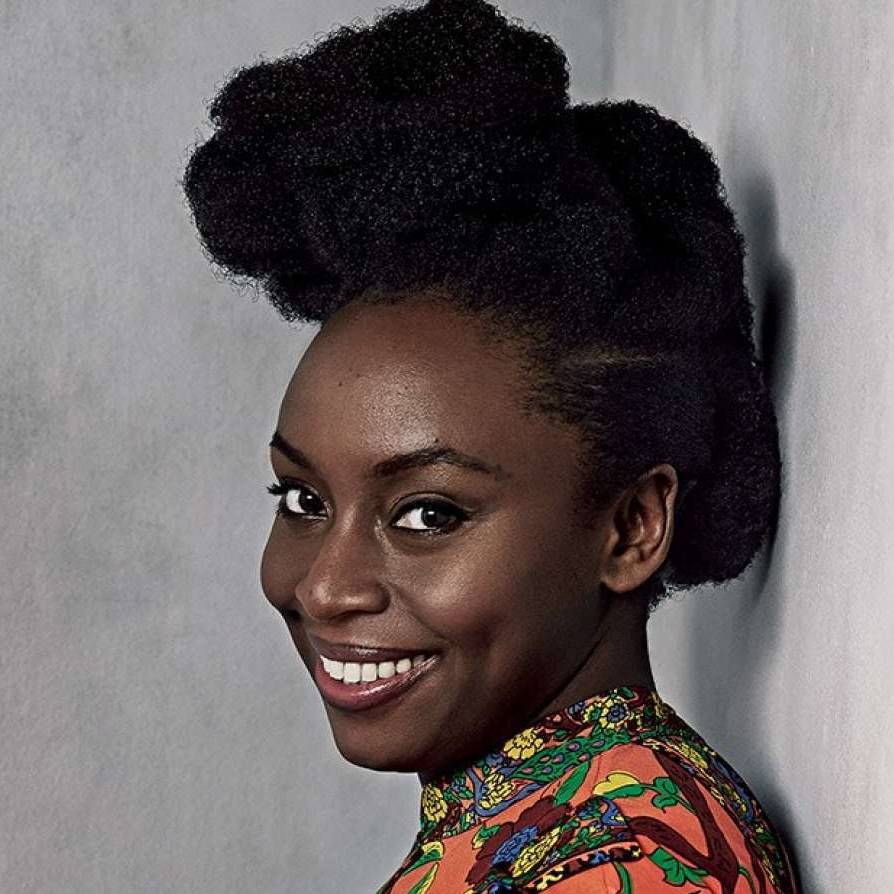 AWITA, CHIMAMANDA NGOZI ADICHE, WE SHOULD ALL BE FEMINISTS, ASSOCIATION OF WOMEN IN THE ARTS 2018