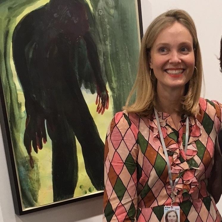 AWITA, MARLENE VON CARNAP, ASSOCIATION OF WOMEN IN THE ARTS 2018
