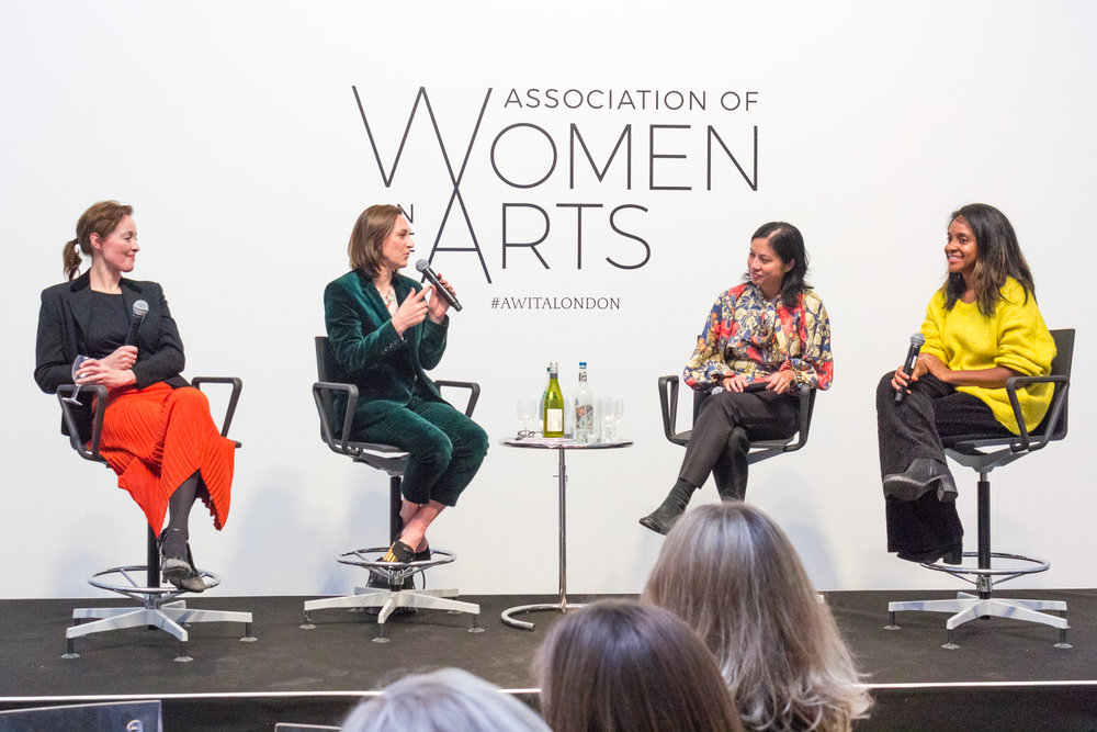 Catherine Blyth, Jo Stella-Sawicka, Angela Choon and Dr Zoé Whitley
