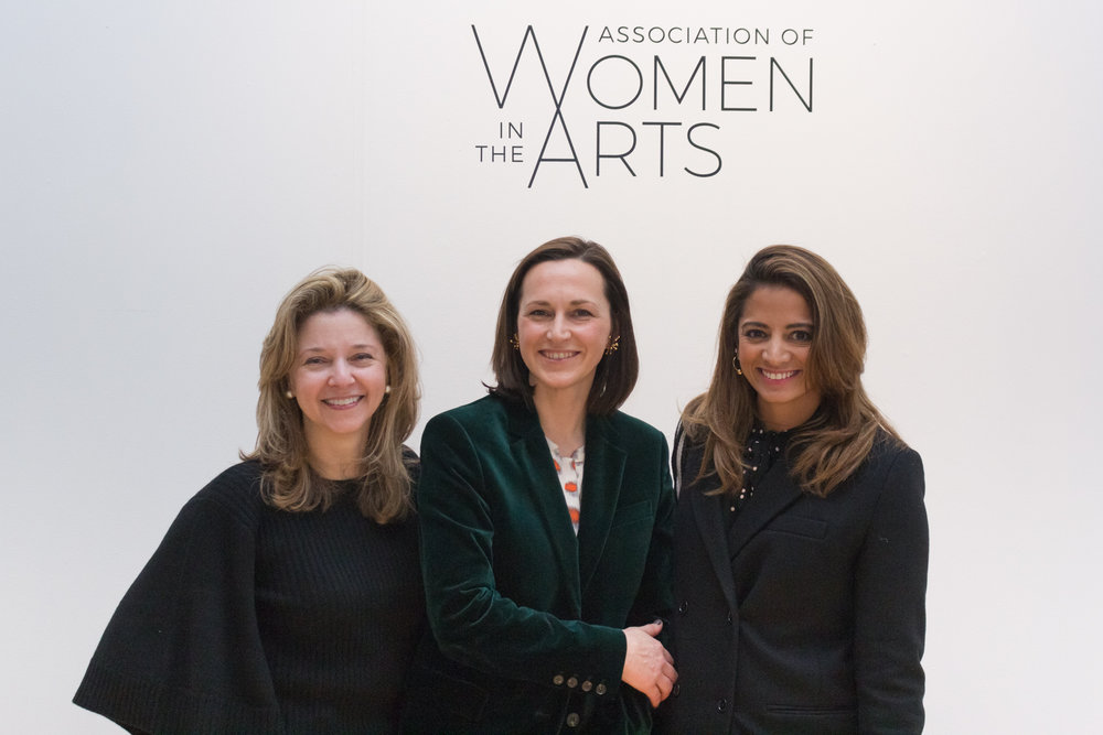 Kate Gordon, Jo Stella-Sawicka and Katy Wickremesinghe