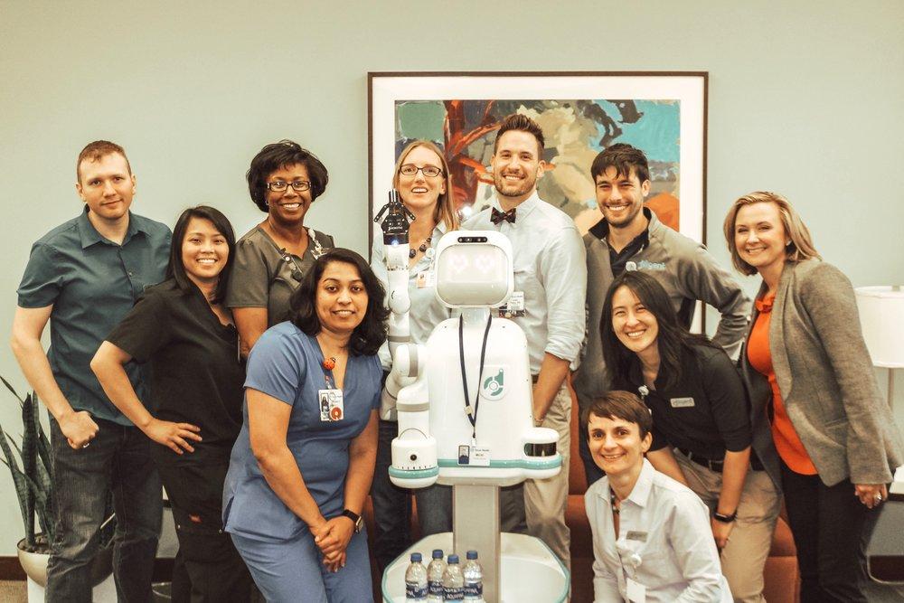Moxi Innovation Team at Texas Health Dallas.jpeg