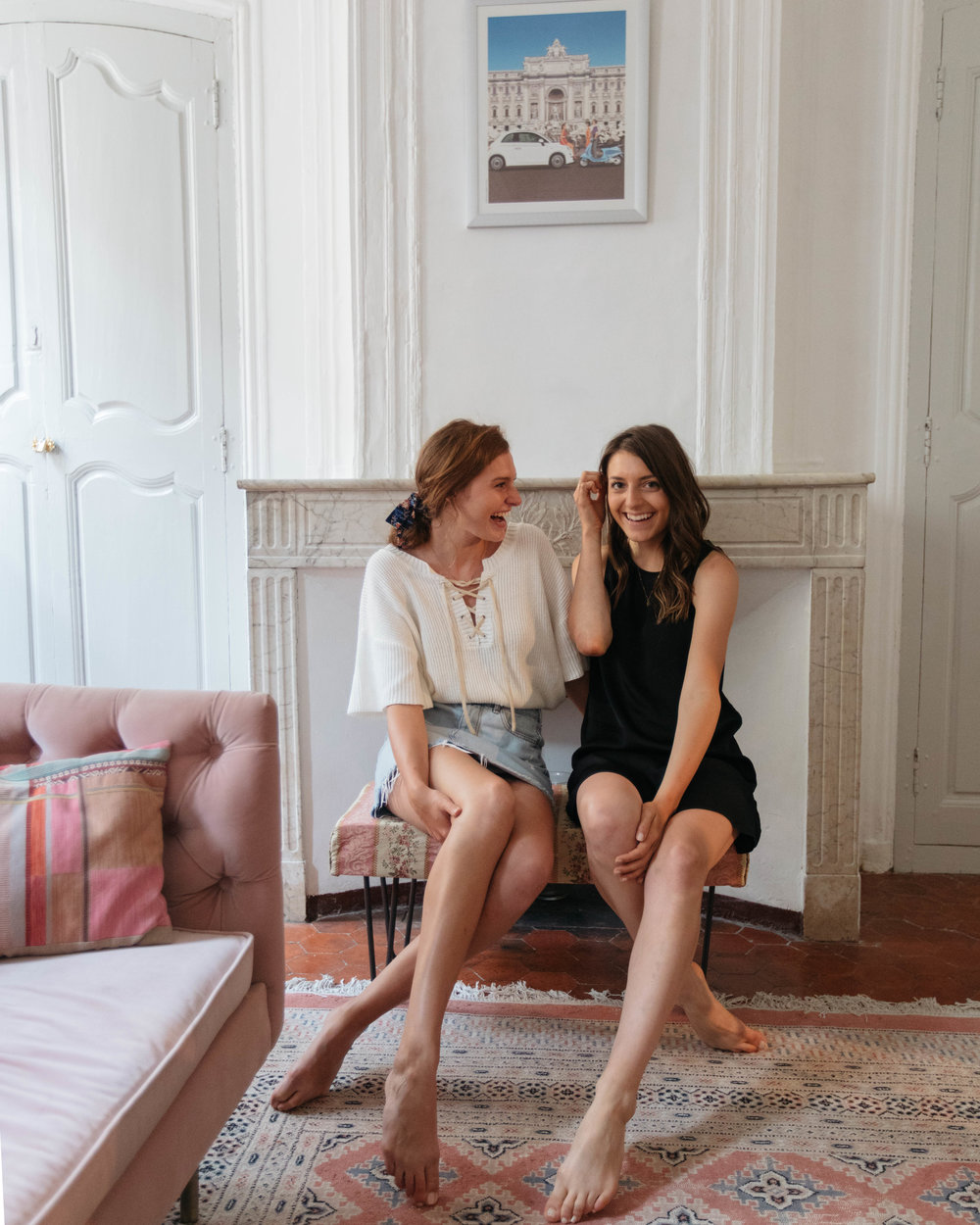 Siting with her bestie, Emily talks about how she has created a life that glows. Everyone is unique and you need to learn what is truly best for you.