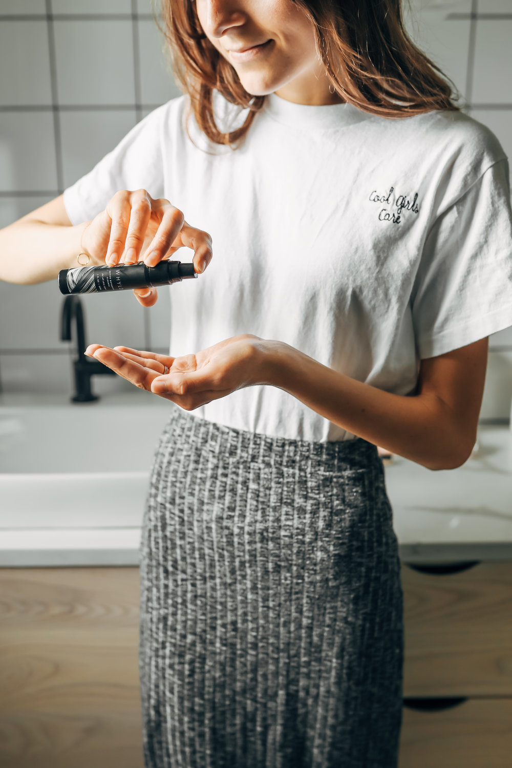 Nourish your body with healthy foods and exfoliate every day to help your skin glow. It is uncommon not to just go to the drug store and pick up medications, but try these five uncommon methods for glowy skin and see the results!