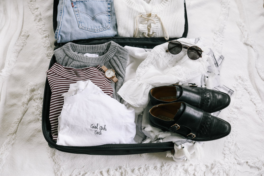 Learning how to pack light is a great way to stay organized and maximize your travels. Bon voyage!