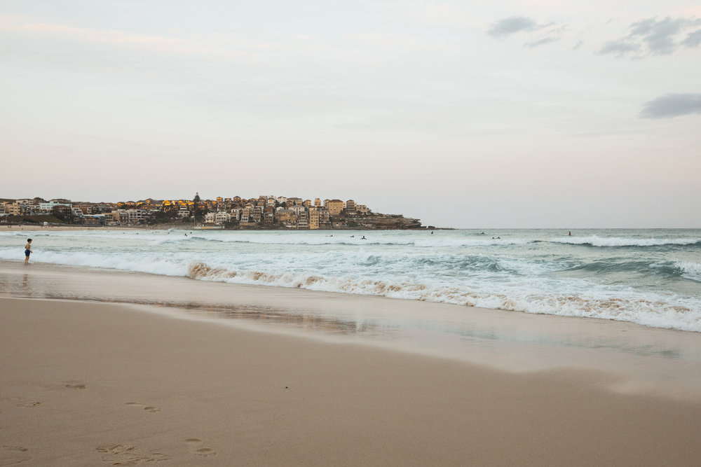 A beautiful sunrise at the beach makes for a brilliant day and good travels for a travel blogger
