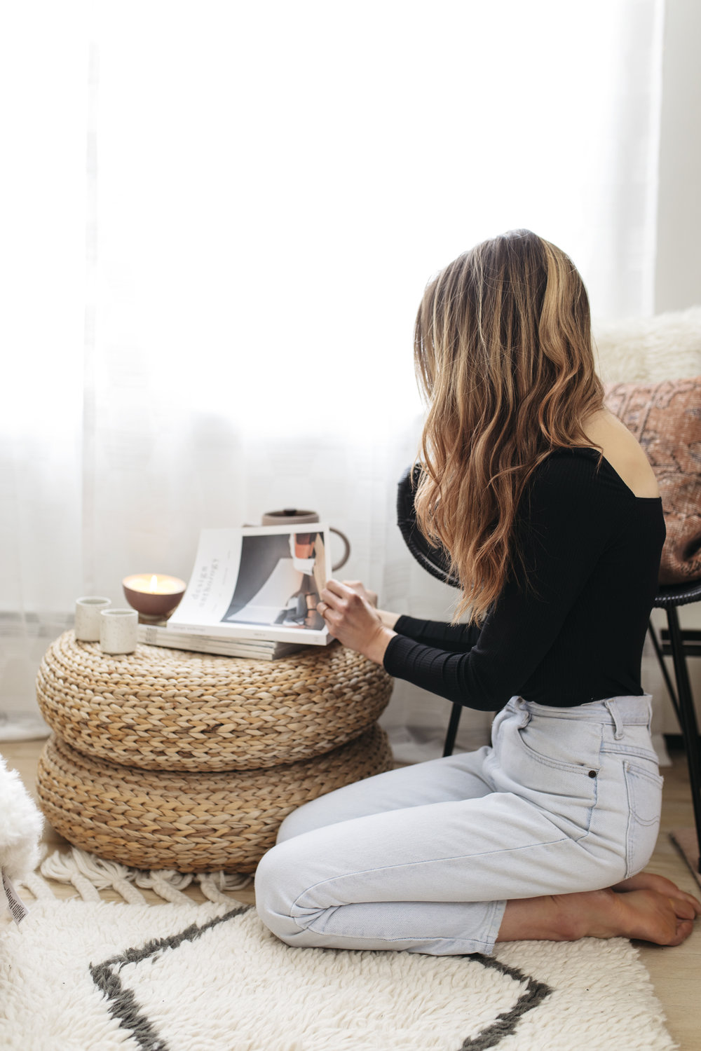 Magazines are a good way to fuel inspiration to hygge up your own bedroom and make it your own