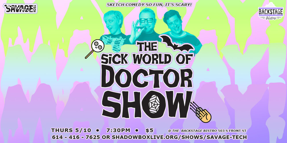 The Sick World of Doctor Show: MAYDAY!