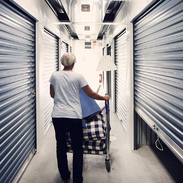 Self-Storage Partitioning System