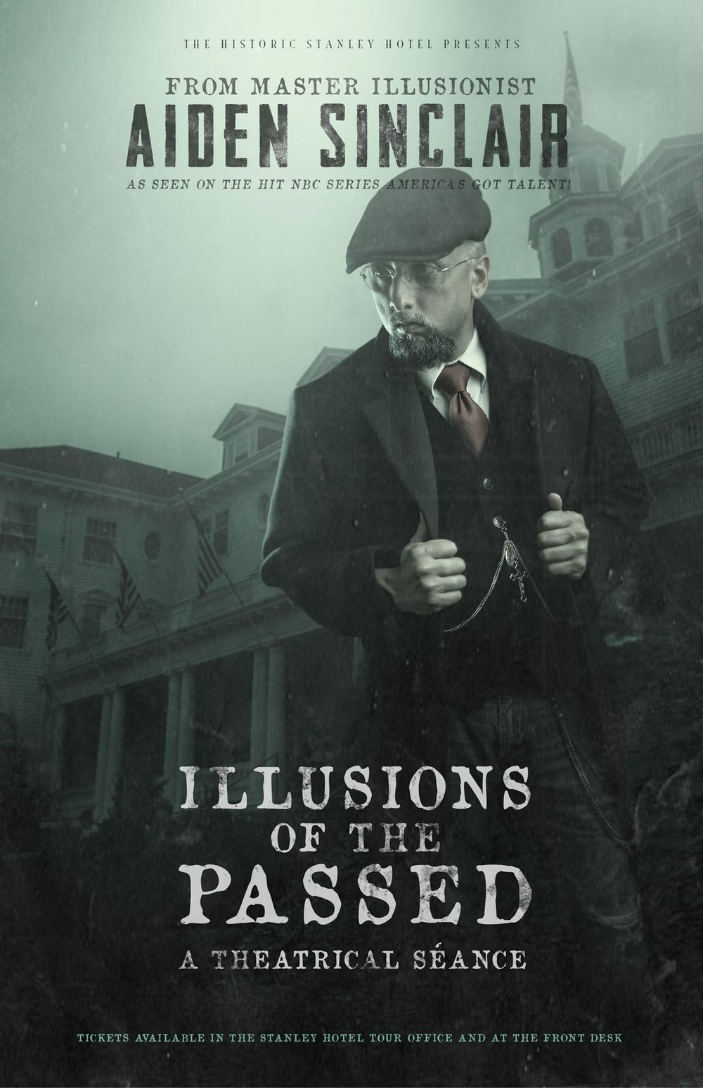 - Are you interested in the paranormal? Do you enjoy magic shows? Illusions of the Passed is an illusion performance with a paranormal twist unlike anything you've ever seen before.