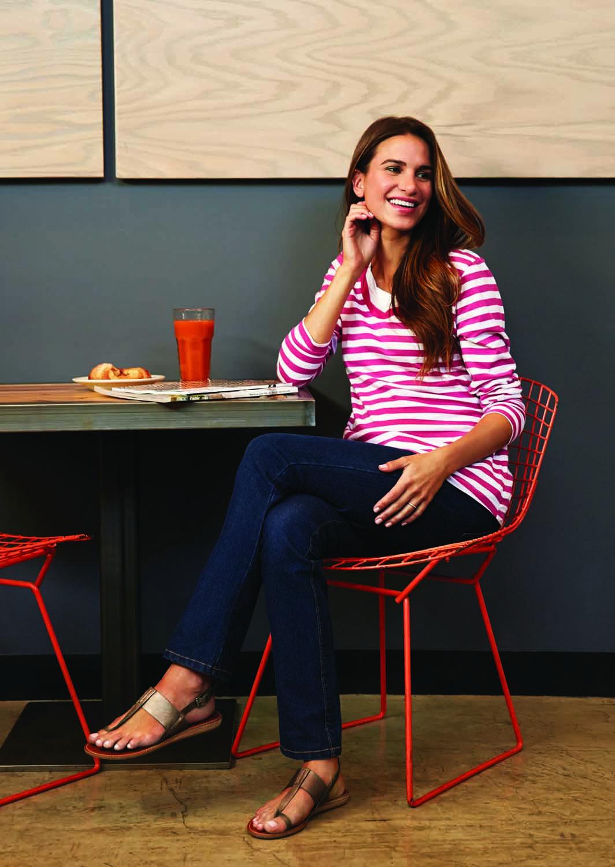 Liz Lange Casual Stripes _ Lo res