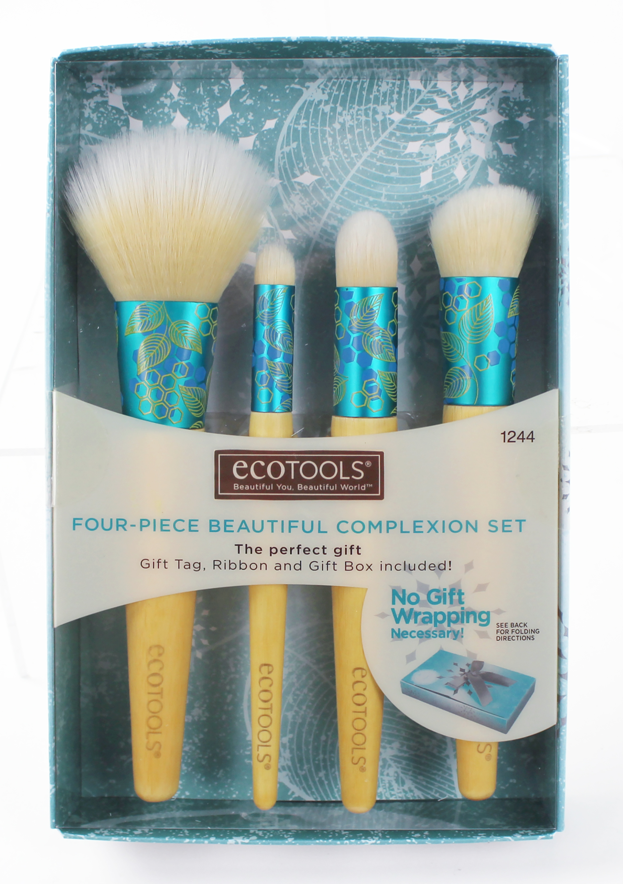 EcoTools Four Piece Beautiful Complexion Collection_In Packaging