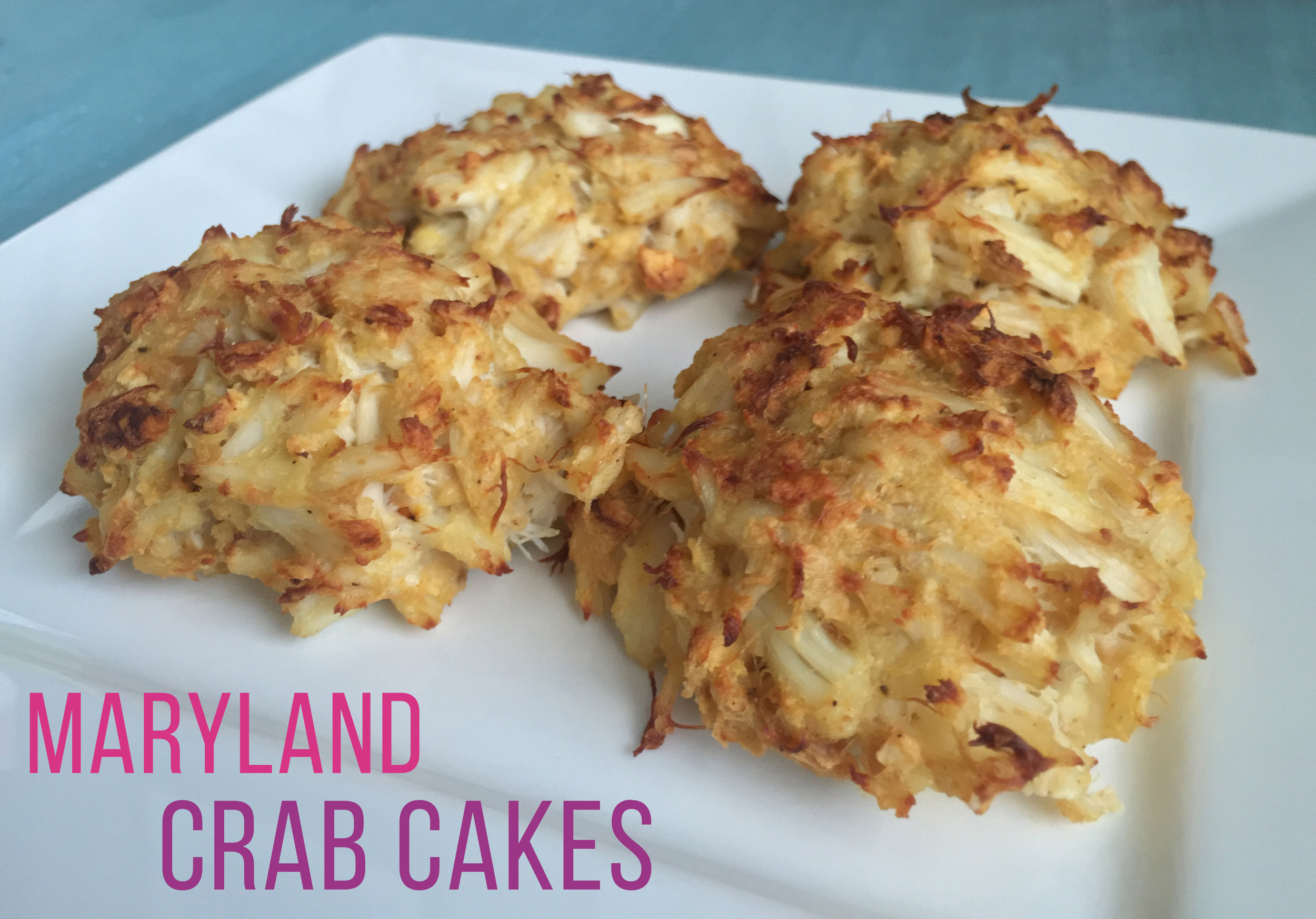 Maryland Crab Cake Recipe - The Haute Blogger