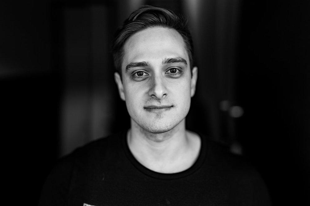 Jared Desvaux de Marigny  Director / Drum Tutor BMus - Jazz Performance (UoA)