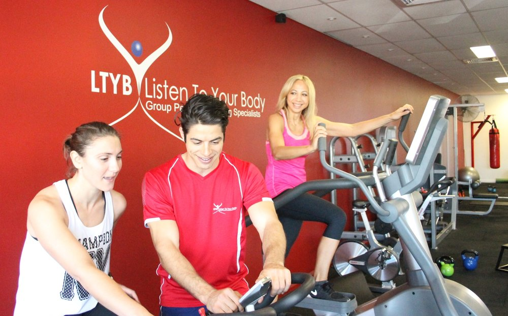 Listen To Your Body - Fairfield, January Offer 3 sessions for $50!