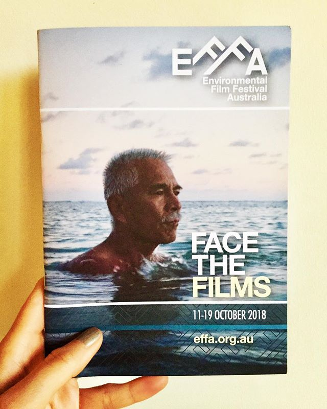 Currently feasting our eyes over the Environmental Film Festival Australia program which launched today! The theme for the festival is Face The Films that is, as the co-directors of EFFA say 'facing the facts around challenges in our environment, and face up to the future that is created by the decisions we make today'. Loads of incredible films to be seen between 11 - 19 October. 🎬📽🍀🍿 Wocle ❤️'s sustainability. • • #environmentalfilmfestivalaustralia #EFFA #EFFA18 #facethefilms #environment #sustainability #climatechange #waronwaste #greencommunity #conservation #melbourneevents #melbournefilm #filmfestival #environmentalfilm #melbourne #film #acmi #palacewestgarthcinema #visitmelbourne #cityofmelbourne #checkmelbourne #melbourneiloveyou #melbournelife