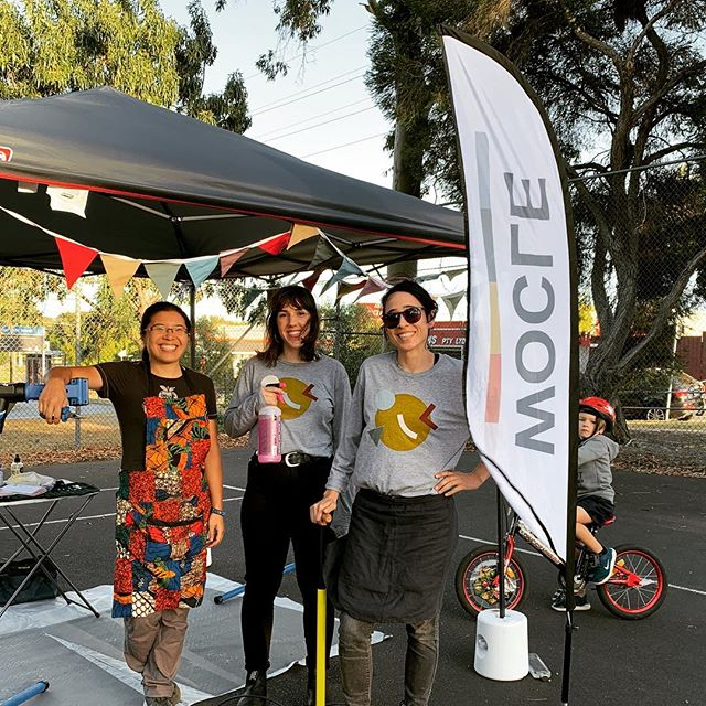 Another great initiative by @cityofmooneevalley - Keep Your Bike Balanced event promoting bicycle health and safety! 🚲 🔧 🚲 🔧 🚲 🔧 🚲 🔧