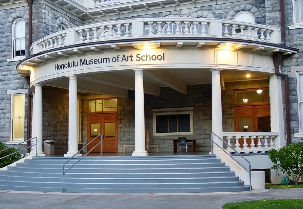 Honolulu Academy of Art School