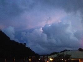 It's gonna rain