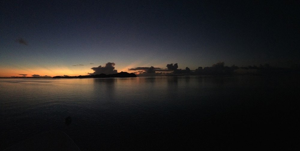 Palau Sunrise