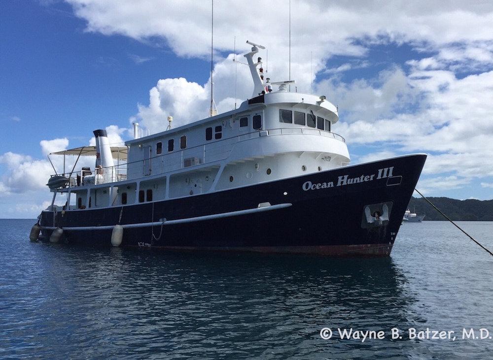 Ocean Hunter III