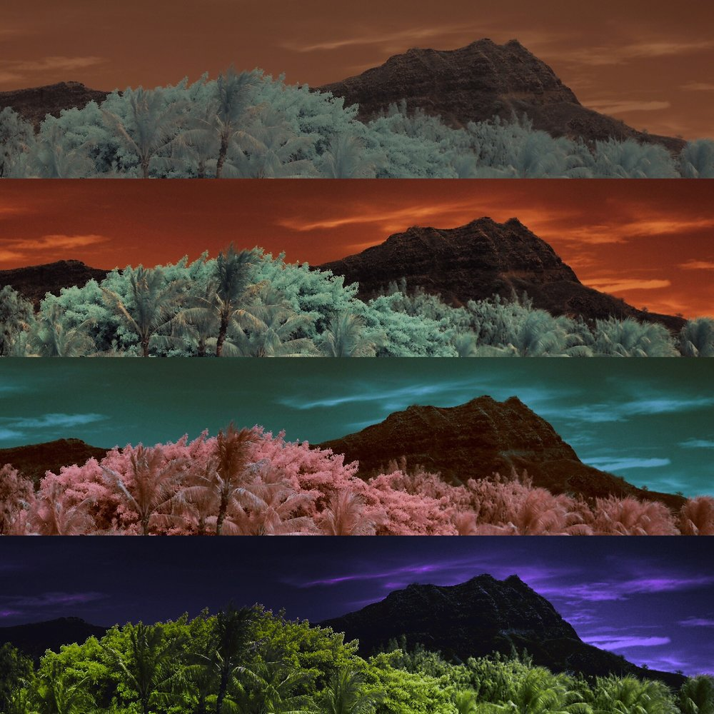 Andy Warhol's Diamond Head