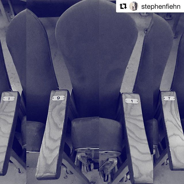 "#Repost @stephenfiehn (@get_repost) ・・・ Seats 1,9,1,7 at The Art Institute of Chicago's Fullerton Hall where I'll be performing with Every house has a door in ""This is not a dream"" this weekend (December 2nd and 3rd). Come out if you can! About the show: ""The performance, created for the Art Institute's Fullerton Hall, orchestrates a loosely gathered collection of international events from 1917. This is not a dream considers performance as a machine to generate echoes between 1917 and 2017, to ask what has and has not changed, and what ghosts of unfulfilled revolutions populate the stage."" More info and tickets in the bio here @evryhshsadr"