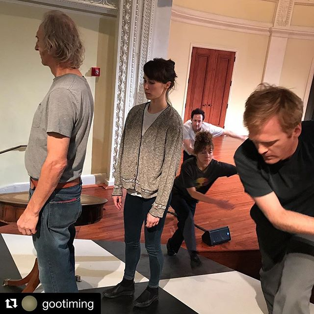 #Repost @gootiming (@get_repost) ・・・ Being an actor or whatever is fun! THIS IS NOT A DREAM by @evryhshsadr Saturday and Sunday at 7pm @artinstitutechi
