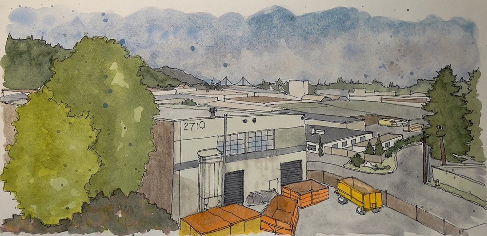 NW Portland Industrial Refuge