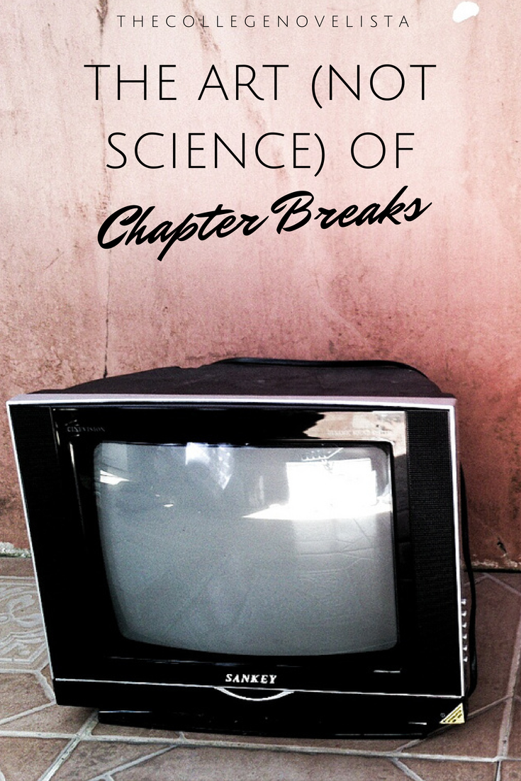 The Art (Not Science) of Chapter Breaks