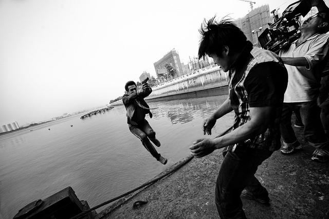 action-scene