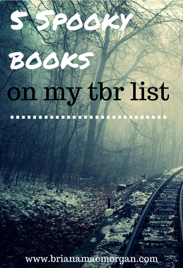 5 Spooky Books on My TBR List