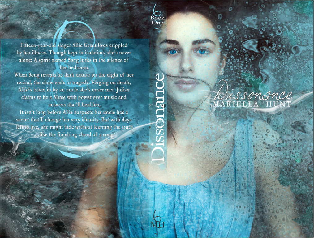 Cover Reveal: DISSONANCE by Mariella Hunt