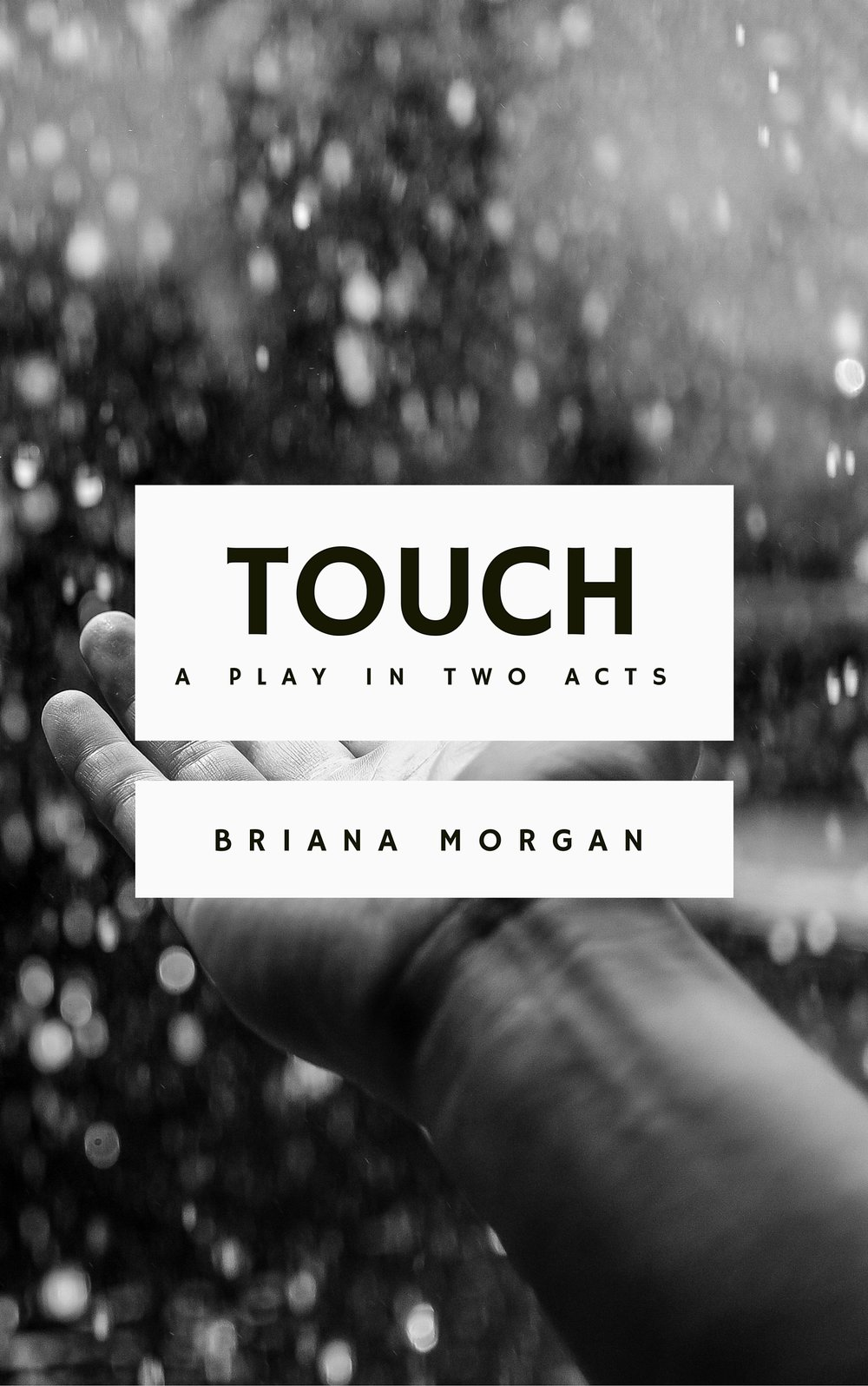 Cover Reveal: TOUCH