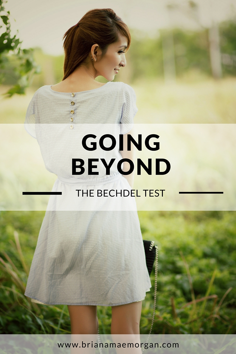 Going Beyond the Bechdel Test