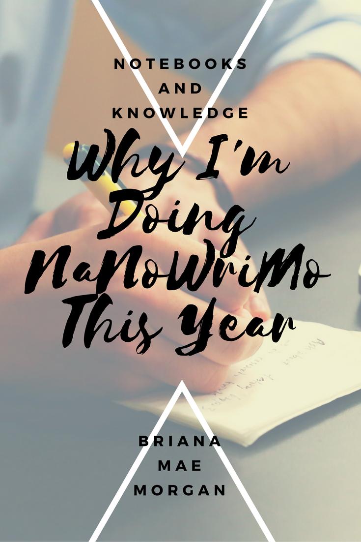 why-i'm-doing-nanowrimo-this-year