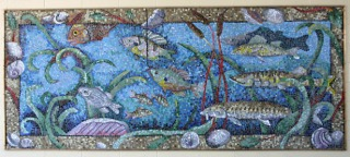Mosaic by Ann Wydeven