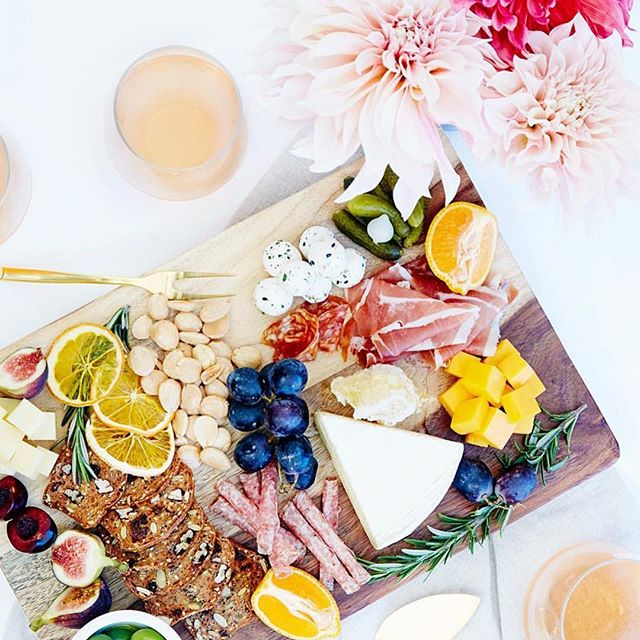 It's almost the weekend, and no better way to celebrate than with a charcuterie board dressed to impress. Shop our elements for your weekend entertaining. Why wait? #ElementsLifestyle