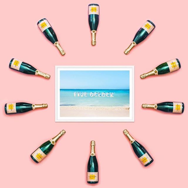 It's five o'clock somewhere...get a @graymalin print, it's the perfect gift! Did we mention we offer complimentary a glass of Rosé while you shop? 👌💕🍷#RoséAllDay #ElementLifestyle